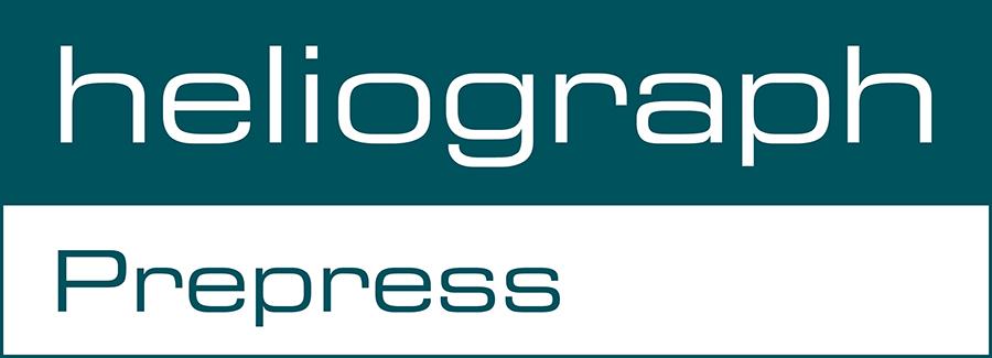 Logo Heliograph Prepress final Outlines